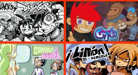 Spunch Comics #1 est en ligne ! | Turbo Media, naissance d'un nouveau médium | Scoop.it