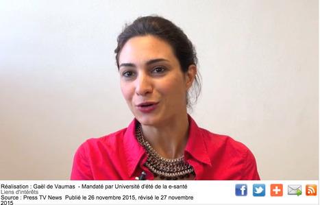 Les nouvelles technologies au service des médecins et patients par le Dr Cécile Monteil de Ad Scientiam | Santé Industrie Pharmaceutique | Scoop.it