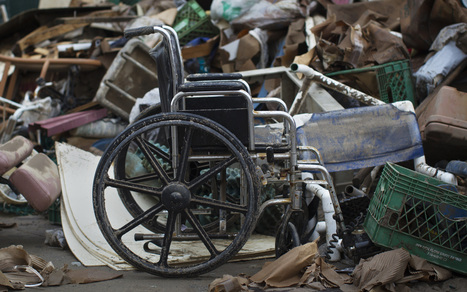 Ruling On NYC Disaster Plans For Disabled May Have Far Reach | geographic world news | Scoop.it