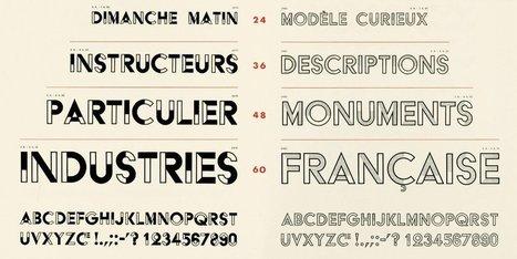 Los grandes hitos de la historia de la tipografía - hoyesarte.com   Ser Multimedia   Scoop.it