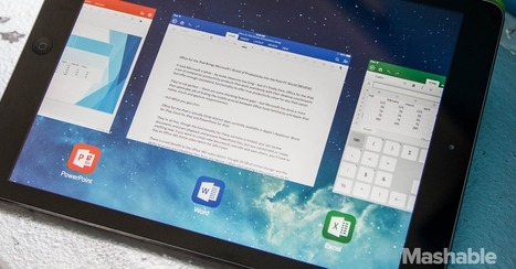 The Cost of Office For iPad vs. Its Competitors | Macwidgets..some mac news clips | Scoop.it