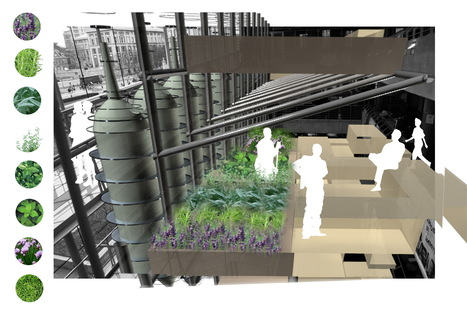 The Ultra-Ex Studio: Redesigning 'Urban Green' | green streets | Scoop.it