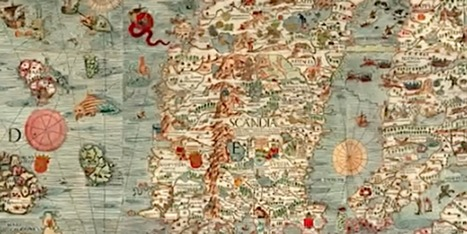 Take A Look At The Most Epic Map Blunders Throughout The Ages | Google Lit Trips: Reading About Reading | Scoop.it