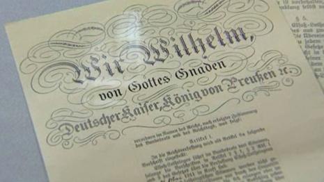 Alsace-Moselle : la Constitution de 1911 - HISTOIRE - France 3 Régions - France 3   GenealoNet   Scoop.it