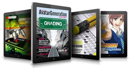 Grading: Can Technology Make Grading Stress Free? Issue 5 of Teaching The AvatarGeneration | AvatarGeneration | Scoop.it