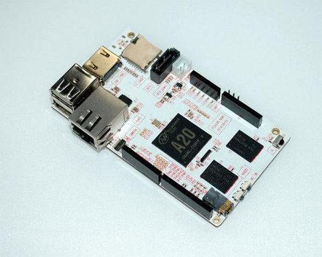 $39 PcDuino3 Nano ARM Linux Development Board Features HDMI, SATA, Gigabit Ethernet, Arduino Headers…   Embedded Systems News   Scoop.it