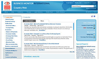 BUSINESS MONITOR -  Forecasts, Analysis, Companies, Market Research | ArcGIS Geography | Scoop.it