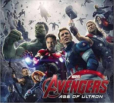 Marvel's Avengers: Age of Ultron: The Art of the Movie Slipcase | Ebook Store | Scoop.it