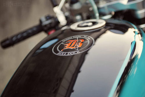 Bull Dock Kawasaki Z1 | Cafe Racers | Scoop.it