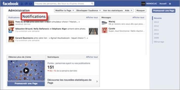 Animer sa page Facebook : 8 fonctions et statistiques utiles | TIC et TICE mais... en français | Scoop.it
