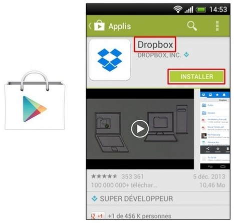 Tutoriel : synchroniser ses photos entre son smartphone, sa tablette et son PC avec Dropbox. | netnavig | Scoop.it