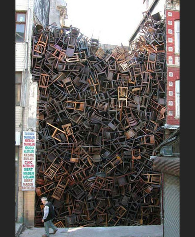 Doris Salcedo: installation | Art Installations, Sculpture, Contemporary Art | Scoop.it