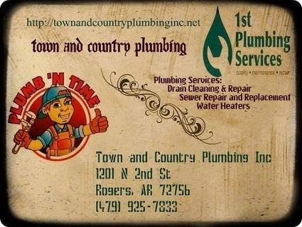 Plumbing in Bentonville A | Plumbing and heating | Scoop.it