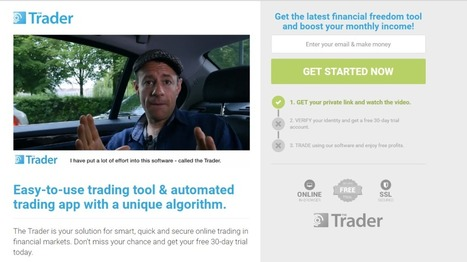 The Trader App Review Is Brian Wren The Trader App Software SCAM Or Real? | best-medical-surgical.blog | Scoop.it