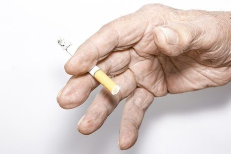 Quitting smoking in your 60s can still boost life expectancy | Substance Use and Addiction | Scoop.it