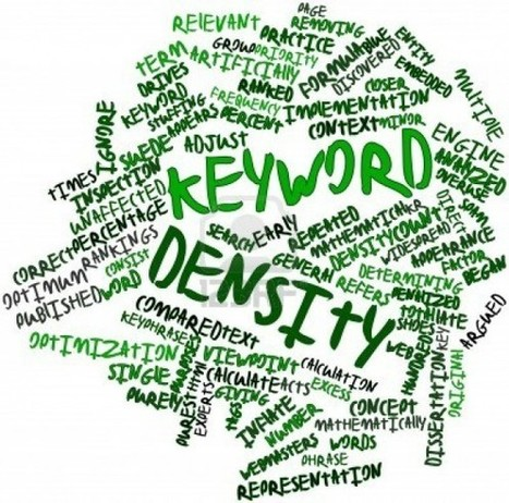 Is High Keyword Density Really Important? | Blogging | Scoop.it