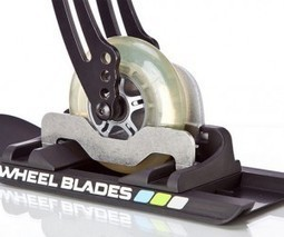Wheelblades Help Wheelchairs Tackle Snow and Ice   Differently Abled and Our Glorious Gadgets   Scoop.it