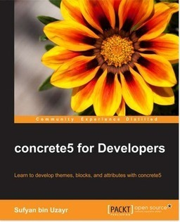Learn to develop themes, blocks, and attributes with concrete | Books from Packt Publishing | Scoop.it