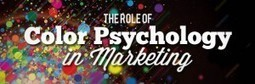 The Role of Color Psychology in Marketing | Leads Generation marketing, B2B,telemarketing | Scoop.it