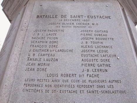 Bataille de Saint-Eustache   Chroniques ancestrales   Chroniques ancestrales   Scoop.it