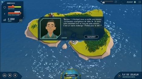 Les îles du futur : le jeu - Arte | Serious games | Scoop.it