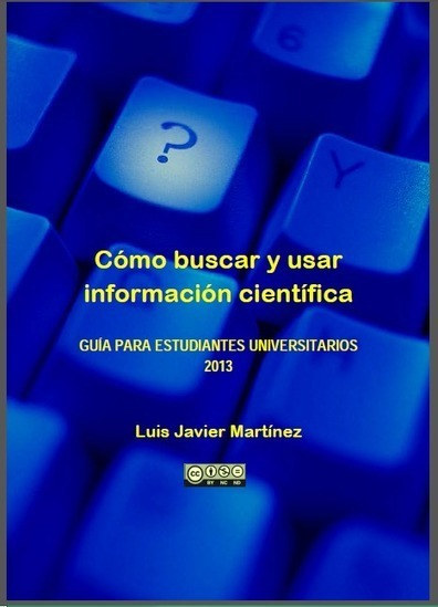 Guía: ¿Cómo buscar y usar información científica? | RedDOLAC | Scoop.it