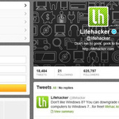 Follow Lifehacker on Twitter to Get All Our Stories as They Happen - Lifehacker   EDTECH 501 Spring 2013   Scoop.it