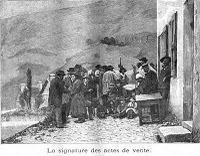 La disparition de Chaudun (Hautes-Alpes) par GeneProvence | GenealoNet | Scoop.it