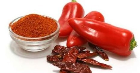18 Health Benefits Of Cayenne Pepper | zestful living | Scoop.it
