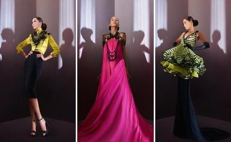 Fashion Week: Julien Fournié lance sa première collection de prêt-à-porter | FashionLab | Scoop.it
