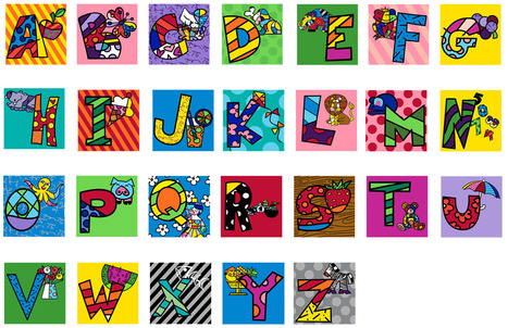 ROMERO BRITTO | Art Education | Scoop.it