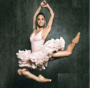 """Misty Copeland and Brooklyn Mack to Dance """"Swan Lake"""" at DC's Kennedy Center on April 9 