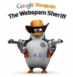 Penguin 4 est lancé   Actualités Référencement Page 1   Scoop.it