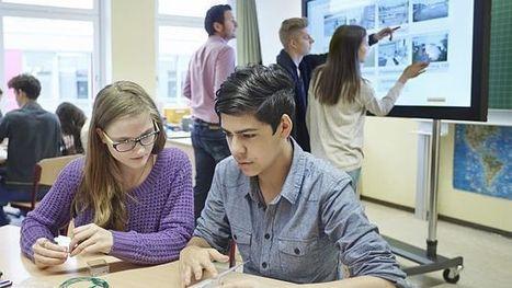 OER: Siemens-Stiftung macht Unterrichtsmaterialien unter offener Lizenz zugänglich | Zentrum für multimediales Lehren und Lernen (LLZ) | Scoop.it