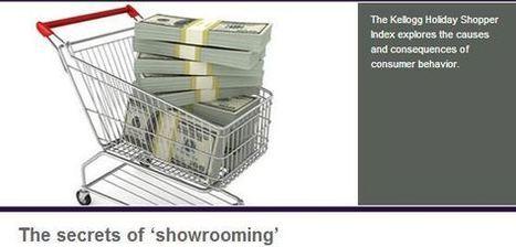 Etude sur le showrooming | Digital & Retail | Scoop.it