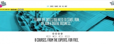 Tech City UK Launches Government-funded Online Learning Platform | Free learning and online learning | Scoop.it