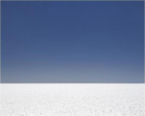 Minimalistic Landscapes by Murray Fredericks   abcdef   Scoop.it