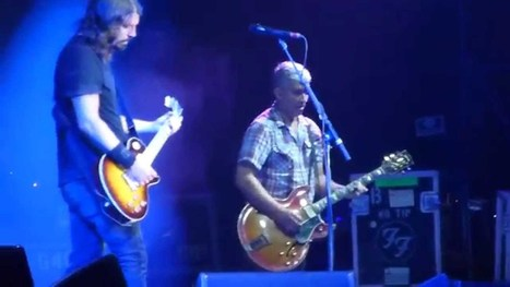 """Under Pressure (Queen Cover)"" Foo Fighters - Firefly Festival 