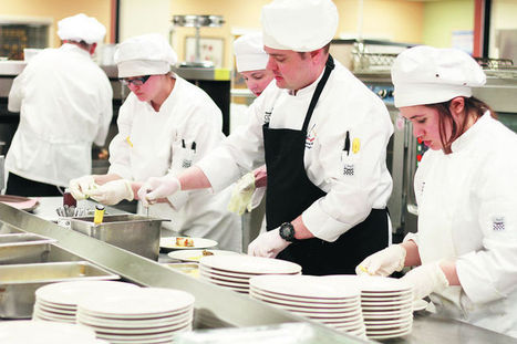 Students show off cooking skills at culinary arts event - Fairbanks Daily News-Miner | Chef | Scoop.it