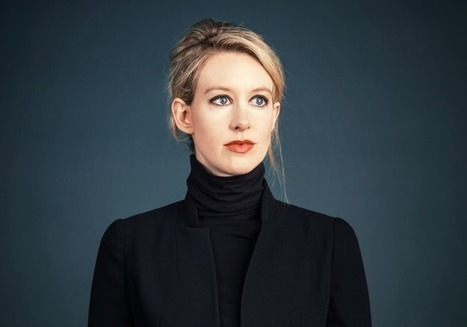 ELIZABETH HOLMES INVENTS A WAY TO ACCOMPLISH AS MANY AS 30 LAB TESTS ON SINGLE DROP OF BLOOD | Success Stories From Across The World | Scoop.it