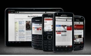 Opera releases new Mobile Browsers, showcases Hbbtv and Stb ...   HbbTV   Scoop.it