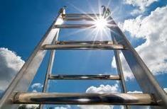 How Do You Climb the Social Media Ladder? | Social Media Today | Pinterest and Facebook Tweaking | Scoop.it