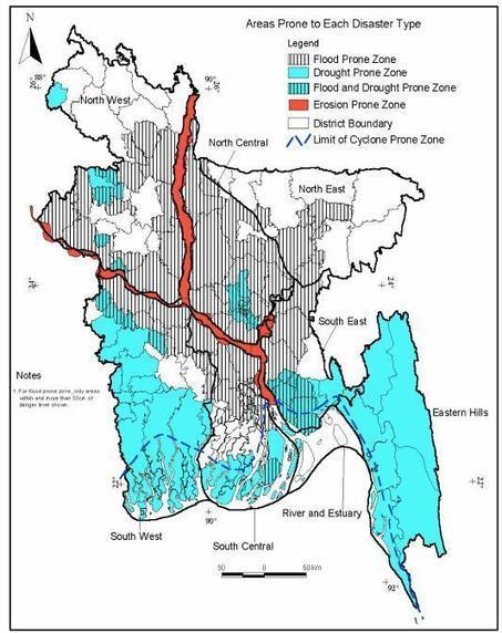 Bangladesh's Hazardous Geography | Geography Education | Scoop.it