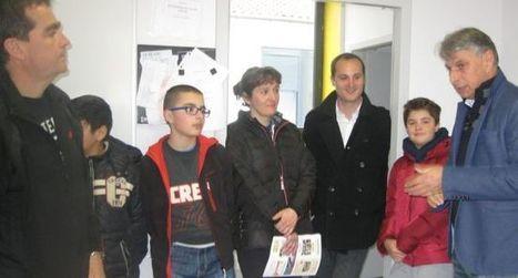 Le collège Voltaire trace sa route vers la réussite - ladepeche.fr | Collège Voltaire Capdenac Gare | Scoop.it