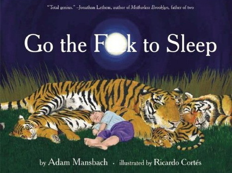 """""""Go the Fuck to Sleep"""" audiobooks: Samuel L. Jackson and Werner Herzog editions - Boing Boing 