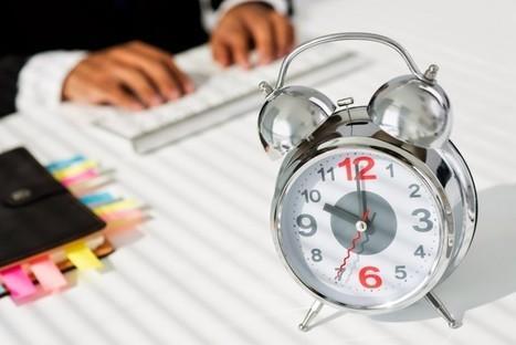 7 ladrones de tiempo que no consideramos como tales | Recursos Humanos 2.0 | Scoop.it