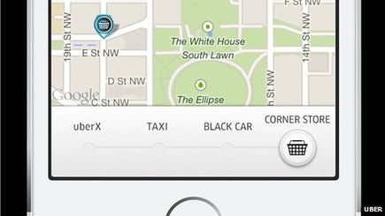 Taxi firm Uber to deliver groceries | Manufacture and manufacturing design | Scoop.it