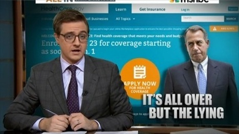 Chris Hayes mocks New York Post: Obamacare toddler horror story was pure bunk | The Raw Story | political sceptic | Scoop.it