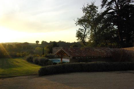 location gite gers piscine - Château de Poudenas | Chambres d'hotes gers | Scoop.it