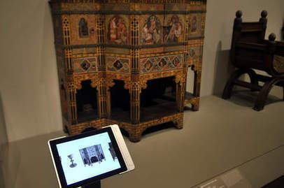 Des iPads guident dorénavant les visiteurs du Art Institute of Chicago | The Rise of the Algorithmic Medium | Scoop.it